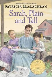 Cover of: Sarah, Plain and Tall (rpkg) (HarperClassics) | Patricia Maclachlan