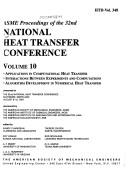 Cover of: Proceedings of the 32nd National Heat Transfer Conference (HTD) | American Society of Mechanical Engineers