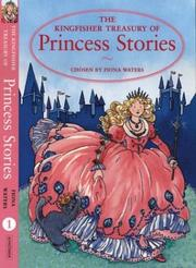 Cover of: The Kingfisher Treasury of Princess Stories