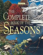 Cover of: The Complete Book of the Seasons | Sally Tagholm
