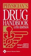 Cover of: Physician's Drug Handbook