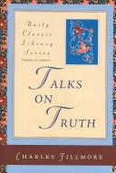 Cover of: Talks on Truth