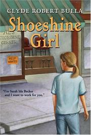 Cover of: Shoeshine Girl (Trophy Chapter Books) | Clyde Robert Bulla