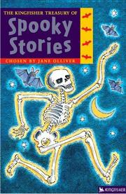 Cover of: The Kingfisher Treasury of Spooky Stories (Kingfisher Treasury of (vol 2 - reissue)) |
