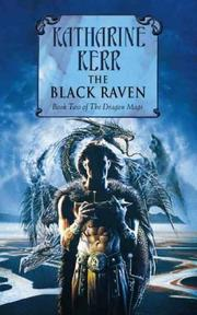 Cover of: The Black Raven (Dragon Mage)