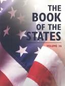 Cover of: The Book of the States