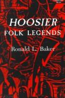 Cover of: Hoosier Folk Legends