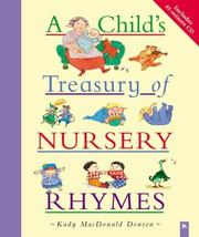 Cover of: A Child's Treasury of Nursery Rhymes