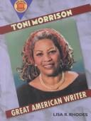 Cover of: Toni Morrison | Lisa Renee Rhodes