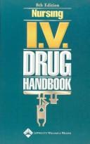 Cover of: Nursing I.V. Drug Handbook