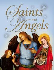 Cover of: Saints and Angels | Claire Llewellyn