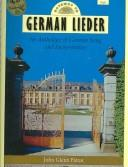 Cover of: Gateway to German Lieder: An Anthology of German Song and Interpretation  |