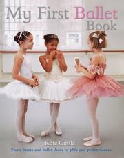 Cover of: My first ballet book