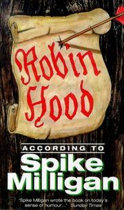 Cover of: Robin Hood According to Spike Milligan