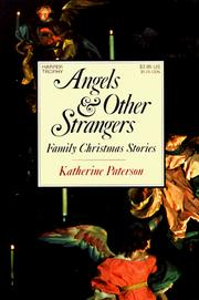 Cover of: Angels and Other Strangers (rpkg)