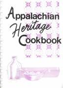 Cover of: Appalachian Heritage Cookbook | Steelsburg Homemakers Club