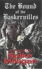 Cover of: The Hound of the Baskervilles According to Spike Milligan