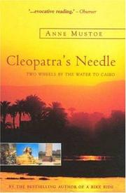 Cover of: Cleopatra's Needle