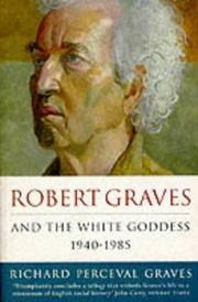 Cover of: Robert Graves and the White Goddess