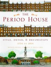 Cover of: The Period House | Richard Russell Lawrence