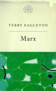 Cover of: Marx and freedom | Terry Eagleton