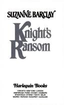 Cover of: Knight's Ransom (The Sommerville Brothers)
