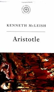 Cover of: Aristotle: Aristotle's Poetics