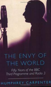 Cover of: The envy of the world