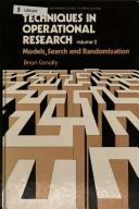 Cover of: Conolly Research V 2 PR