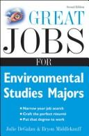 Cover of: Great Jobs for Environmental Studies Majors