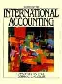 Cover of: International accounting