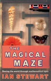 Cover of: The Magical Maze: Seeing the World Through Mathematical Eyes