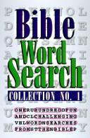 BIBLE WORD SEARCH #1