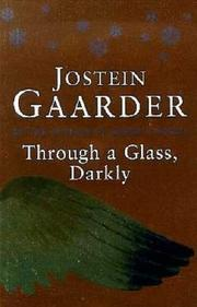 Cover of: Through a glass, darkly
