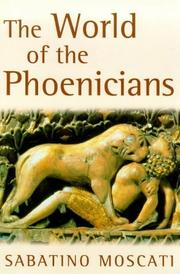 Cover of: The World of the Phoenicians