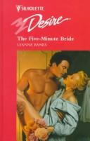 Cover of: The Five-Minute Bride | Leanne Banks