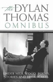 Cover of: Dylan Thomas Omnibus