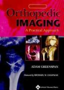 Cover of: Orthopedic imaging