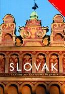 Cover of: Colloquial Slovak