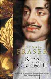 King Charles II by Antonia Fraser