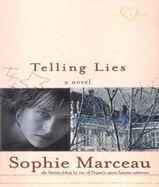 Cover of: Telling Lies