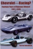 Cover of: Chevrolet Racing | Paul Van Valkenburgh