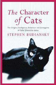 Cover of: The Character of Cats