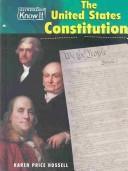 Cover of: The United States Constitution (Historical Documents (Heinemann Library (Firm)).) | Karen Price Hossell