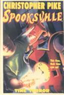 Cover of: Time Terror (Spooksville) | Christopher Pike