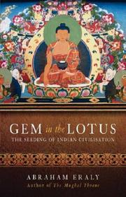 Cover of: Gem in the Lotus | Abraham Eraly