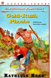 Cover of: Gold-rush Phoebe
