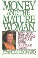 Cover of: Money and the mature woman