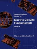Student Problem Manual for Electric Circuits Fundamentals
