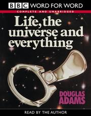 Cover of: Life, the Universe and Everything (Word for Word)